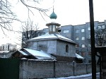 Balti Puuvillavabriku asula kirik (Kõikide Kurbade Rõõmu Jumalaema kirik), 1913. a.