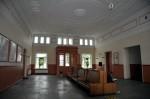 Haapsalu jaamahoone ootesaal Tõnis Padu foto 24. august 2010