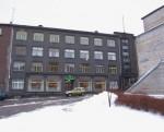 Raviasutuste kompleks Tõnismägi 5, 1909-1939.a. (Tallinna Ühis-haigekassa polikliinik; vaade Tõnismäe tänavalt)
