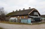 Tööliste elamu nr 3, omavolilised juurdeehitused Tõnis Padu foto dets 2008