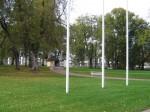Palmse mõisa park reg. nr. 15894, vaade Idast eesõuele   autor: Anne Kaldam aeg: 23.09.2010