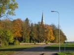 Laiuse kirik Autor: Sille Raidvere Kuupäev: 06.10.2010