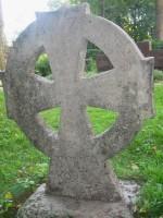 Kullamaa kalmistu rõngasrist  Autor Jaak  Paenurm  Kuupäev  27.09.2005