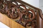 Peahoone trepipiirde detail