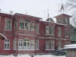Vaade Kastani 21 elamule  Autor Mart Siilivask  Kuupäev  15.01.2005