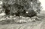 Kivikalme - põhjast. Foto: M. Pakler, 14.05.1986.