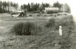 Asulakoht - kagust. Foto: E. Väljal, 05.05.1986.