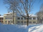 Viljandi I algkooli hoone, vaade idast 26.01.2011 A.Kivi