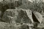 pilt - Kultusekivi - edelast, E. Väljal, 8.mai 198