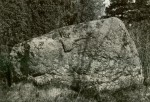 pilt -  Kultusekivi - lõunast, E. Väljal, 8.mai 198