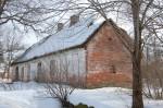 Vaade Õisu mõisa moonakatemajale läänest 17.03.2011 Tiia Kallas