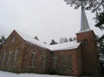 Alatskivi kirik.  Foto: Sille Sombri; 20.11.2008