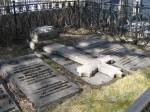 Kullamaa kalmistu hauaplaadid Kalli Pets 19.04.2011