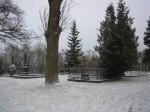 Kirikuaia põhjaosa  Autor S. Konsa  Kuupäev  12.01.2007