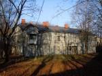 Kreenholmi juhtkonna vana hoone. Foto: Madis Tuuder. 10.11.2011