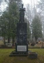 Vabadussõja mälestussammas. Foto: Kalle Merilai 22.11.2011
