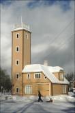 Kärdla tuletõrjemaja  Autor M. Mõniste  Kuupäev  28.01.2007
