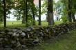 Pühalepa kirikuaia piirdemüür  Autor M. Mõniste  Kuupäev  19.06.2005