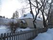 15973 Vihula mõisa sepamaja, , vaade põhjast  26.01.2012 Anne Kaldam
