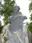 Kölerite hauaplatsi skulptuur Foto 31.08.2010 Anne Kivi