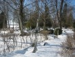 Vaade kalmistule. Foto Silja Konsa 08.03.2012