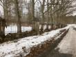 Purdi mõisa pargi piirdemüür. Foto: Kadri Tael 16.03.2012