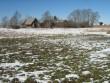 Koht, kus peaks asuma lohukivi 10886. Foto: Ingmar Noorlaid, 26.03.2012.