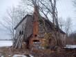 Hõreda mõisa teise kuivati vaade kagust. K. Klandorf 11.04.2012