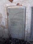 Purila mõisa tall-tõllakuuri uks. K. Klandorf 12.04.2012
