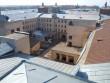 Kreenholmi ketrus- ja kudumisvabriku vana hoone. Foto: Madis Tuuder. 26.04.2011