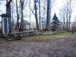 Vana-Vigala mõisa kalmistu piirdemüür. K. Klandorf 20.04.2012