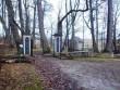 Vana-Vigala mõisa kalmistu. K. Klandorf 20.04.2012