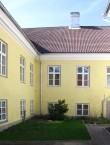 Vaade sisehoovile (pärast restaureerimistöid). Foto: M.Koppel 2012