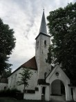 Jõhvi kirik. Foto: Sille Sombri 20.06.2008