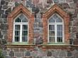 Lohusuu õigeusu kiriku aknad. Foto: Kais Matteus 20.06.2008
