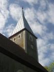 Karuse kiriku tornikiiver. Foto: Kais Matteus 2009