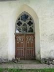Urvaste kiriku uks. Foto: Kais Matteus 27.06.2008