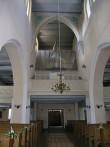 Urvaste kiriku sisevaade. Foto: Kais Matteus 27.06.2008