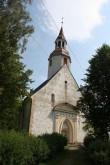 Sangaste kirik. Foto: Sille Sombri 15.07.2010