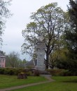 Vabadussõja mälestussammas Rapla kirikuaias. K. Klandorf 17.05.2012