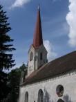 Viru-Jaagupi kirik :16003, vaade kirikule kagust  Autor ANNE KALDAM  Kuupäev  14.06.2007