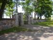 Järva-Peetri kirikuaia piirdemüür Tiit Schvede 01.06.2012