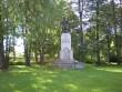 Vabadussõja mälestussammas Tiit Schvede 01.06.2012