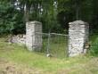 Kalmistu värav  Autor Kalli Pets  Kuupäev  29.06.2007