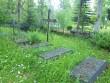 Rennenkampfide hauaplats Kivi-Vigala kalmistul. K. Klandorf 05.06.2012
