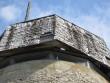 15741 Vallimäe tuuleveski , Vaade lõunast,katuse detail, 06.06.2012. Anne Kaldam