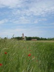 Vaade Püha kirikule maanteelt. Autor R. Peirumaa  Kuupäev  06.07.2007
