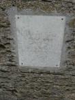16056 Maarja kabeli varemed, avariirestaureerimistööd on tehtud, näha tähis.. 08.06.2012. Anne Kaldam
