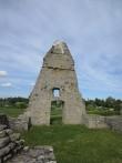 16056 Maarja kabeli varemed, avariirestaureerimistööd on tehtud. 08.06.2012. Anne Kaldam