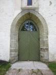 16057 Viru-Nigula kirik, restaureeritud lääneuks 08.06.2012. Anne Kaldam